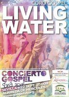 Gira 2018-2018 Coro Gospel Living Water Sevilla tour España