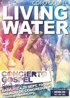 Gira 2018-2018 Coro Gospel Living Water Badajoz tour España